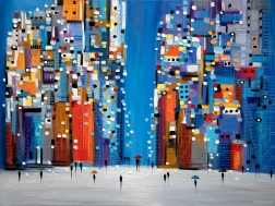 Ekaterina Ermilkina: Night Square