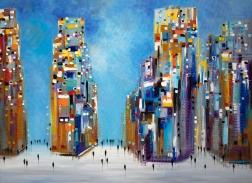 Ekaterina Ermilkina: NYC Streets