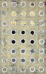 Petra Rös-Nickel: Circles With Gold