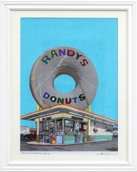 Fabio Coruzzi: Giant Donut in Inglewood #29