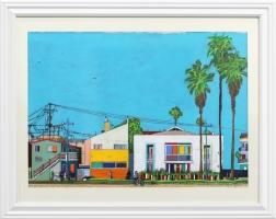 Fabio Coruzzi: Looking Back to Venice Beach #9