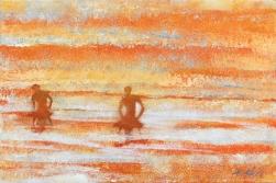 Kathleen Keifer: Shimmering Surf Heat