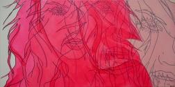 Hilary Bond: Untitled (Pink VII)