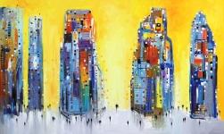 Ekaterina Ermilkina: Cosmopolitan City