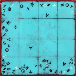 Ricky Hunt: Alphabet Soup 9