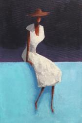 Peter Colbert: The Blue Wall