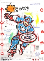 Gary John: Hurry Captain America!