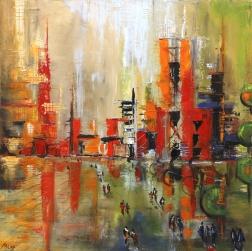 Ivana Milosevic: City Lights 7