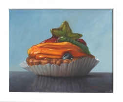 Stuart Dunkel: Peach Tart