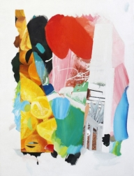 Brandon Neher: Artist Palette / Oranges