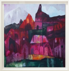 Maria C Bernhardsson: Red Canyon