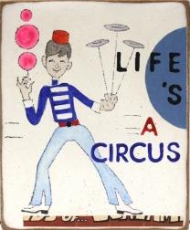 Kati Elm: Life's a Circus