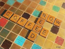Kathleen Keifer: Need Coffee Now