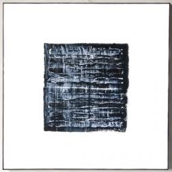Len Klikunas: Black Strata Pattern: Prague