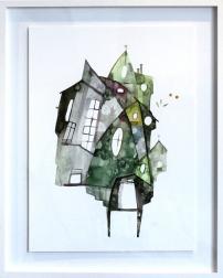 Maria C Bernhardsson: Green House