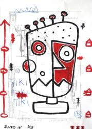 Gary John: Robot Tiki Man