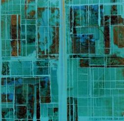 Alexander Eulert: Blue Desert No. 7