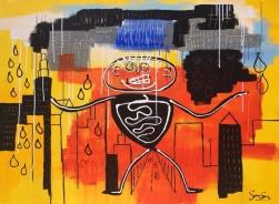 Soren Grau: Summer Rain in LA
