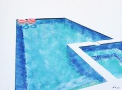 Kathleen Keifer: Fluorescent Floats