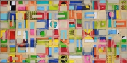 Petra Rös-Nickel: Color Pattern II 17_7