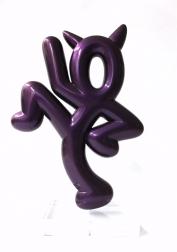 Pirmin Breu: Devil Purple