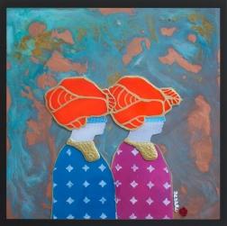 Giuseppe Beddru: Le Donne di Persia