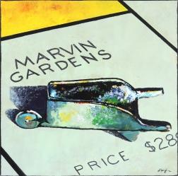 Kathleen Keifer: Marvin Gardens Wheelbarrow