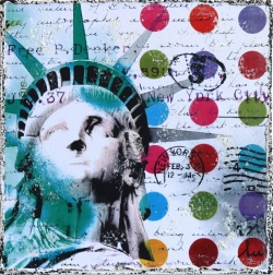 Marion Duschletta: New York Lady