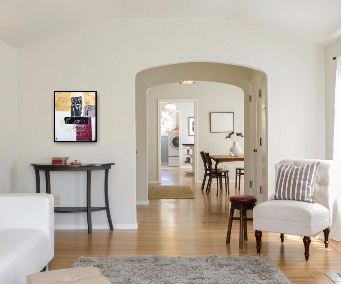 Encounter 4 (Stefan Meyer) - Artspace Warehouse - buy or rent ...
